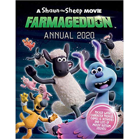 Shaun the Sheep Farmageddon 2020 Annual
