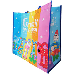 Colourful Gromit shopping Bag