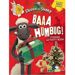 Shaun the Sheep: Baa Humbug book
