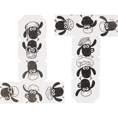 Shaun The Sheep DIY Stacking blocks Craft Kit