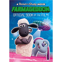 Shaun the Sheep Farmageddon Book of the Film