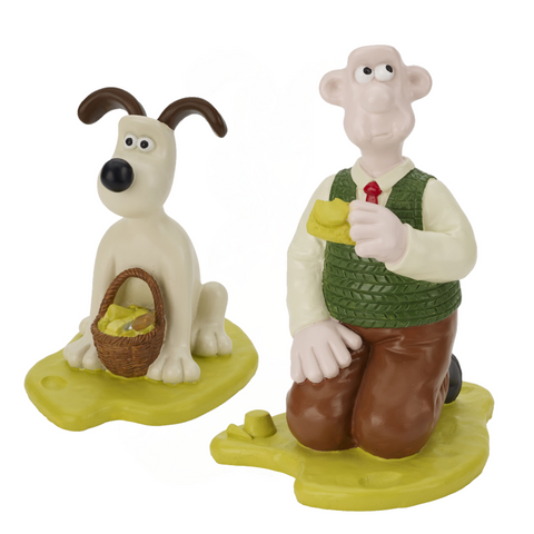 Wallace & Gromit 'A Grand Day Out' Ornament