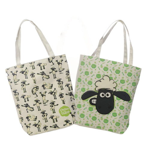 Shaun The Sheep reusable cotton bag