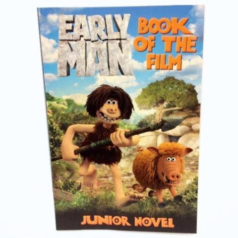 Early Man: Book of the Film