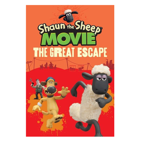 Shaun the Sheep: The Great Escape