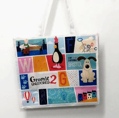 Gromit Unleashed 2 Shopping Bag