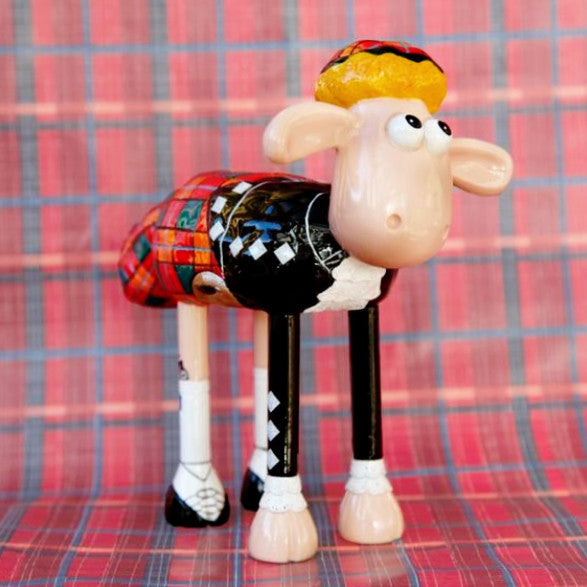 Hamish Shaun the Sheep figurine