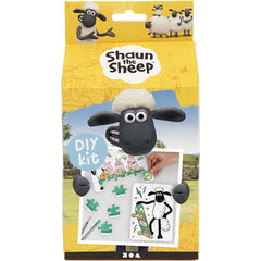 Shaun The Sheep DIY Jigsaw Craft Kit
