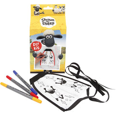 Shaun The Sheep DIY Wacky Flyer Kite Craft Kit