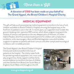 More than a Gift - The Grand Appeal