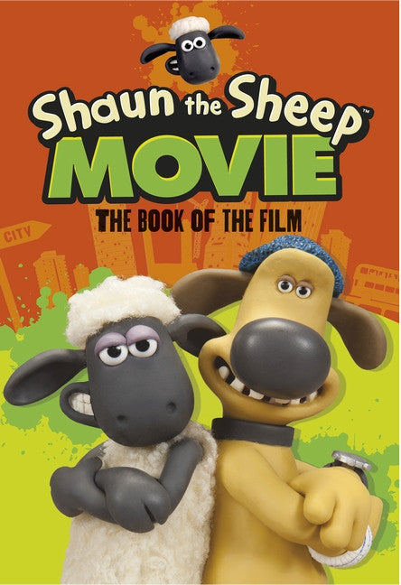 Shaun the Sheep, the book of the movie