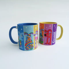 Colourful Gromit boxed Mug