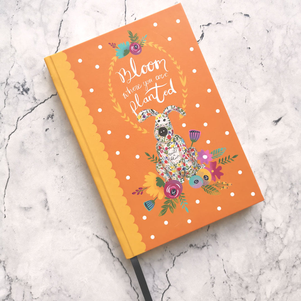 Bristol in Bloom Hardback Notebook