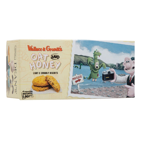 Wallace & Gromit's Oat & Honey Biscuits