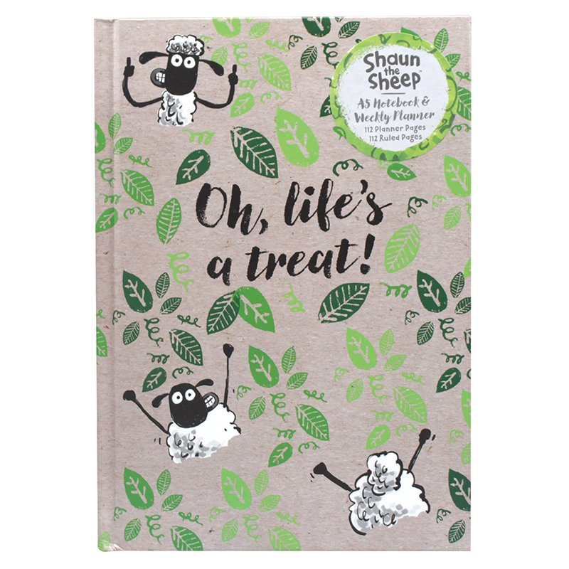 Shaun The Sheep Weekly Planner