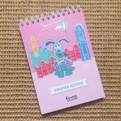 Gromit Unleashed A6 Notebooks
