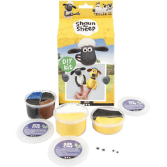 Shaun and Bitzer DIY Finger Puppet Craft Kits