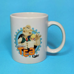 Wallace and Gromit Smashing Tea Lad! Mug