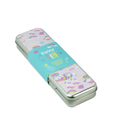 Sparkles the unicorn Pencil Tin