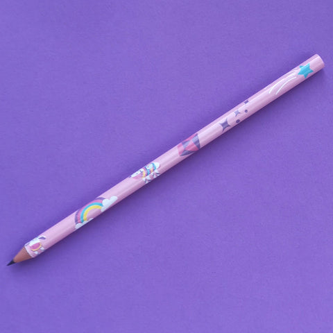 Sparkles the Unicorn Pencil
