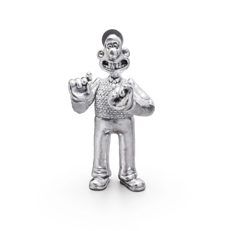 Sterling Silver Wallace Charm