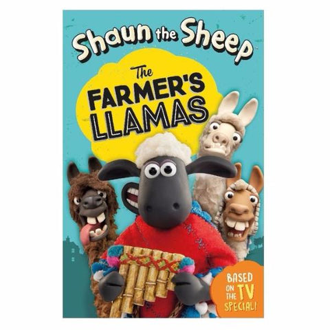 The Farmer's Llamas, Shaun the Sheep Junior Novel