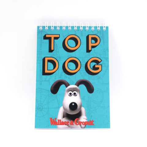 Top Dog Wire Bound Notepad