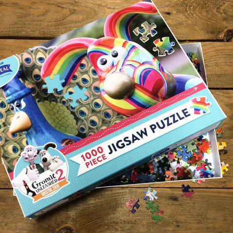 Gromit Unleashed 2 Jigsaw Puzzle
