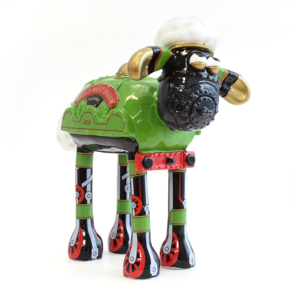 Great West Shaun Figurine