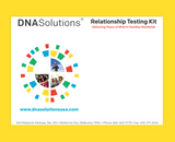 Informational Home Aunt-Uncle DNA Test Kit
