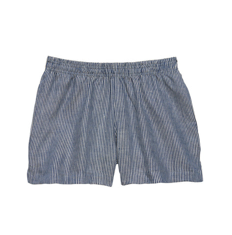 Engineer Stripe Short