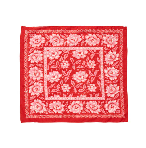 Mexican Rose Kerchief