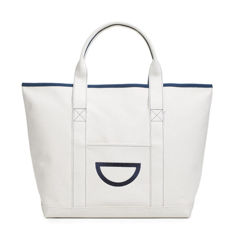 Tote Bag with Water Symbol