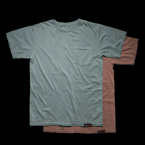 Washed Basics Pocket Tees