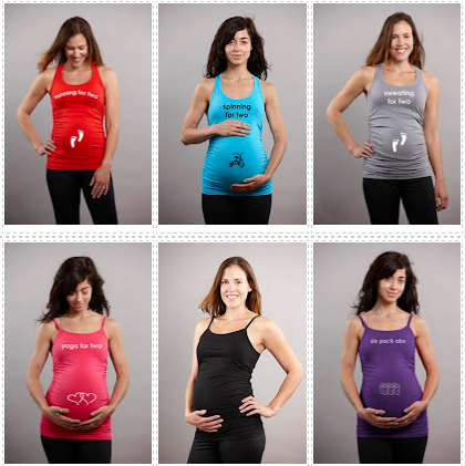 HUGE CLEARANCE on Maternity Fitness Clothing at For Two Fitness!