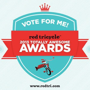 "For Two Fitness is Leading the ""Maternity Fashion Brand"" Category of the Red Tricycle Totally Awesome Awards!"