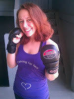 Fighting Mama! A Professional MMA Fighter Talks About Training For Two