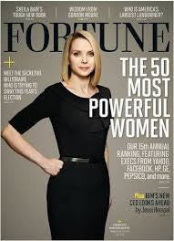 Marissa Mayer's Fortune Magazine Cover – Not Pregnant – Scandal Worthy?