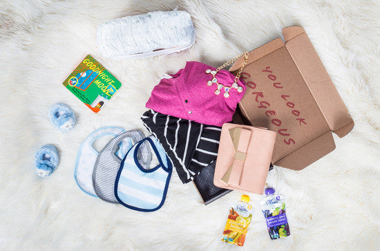 Giveaway Alert!  Win a $1000+ prize pack from Le Tote Maternity…
