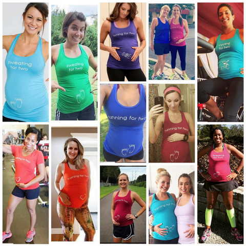 For Two Fitness Maternity Activewear Ambassador Program