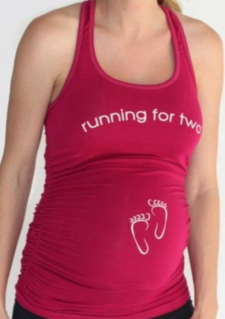 749c0b5cde5d3 Maternity Running Clothes | For Two Fitness Maternity Activewear