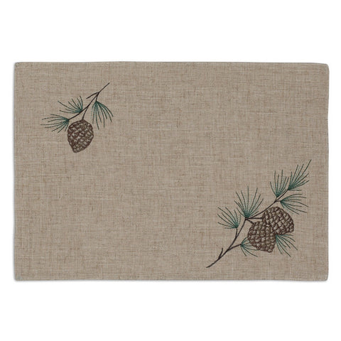 L00530 - Monogrammed Placemats