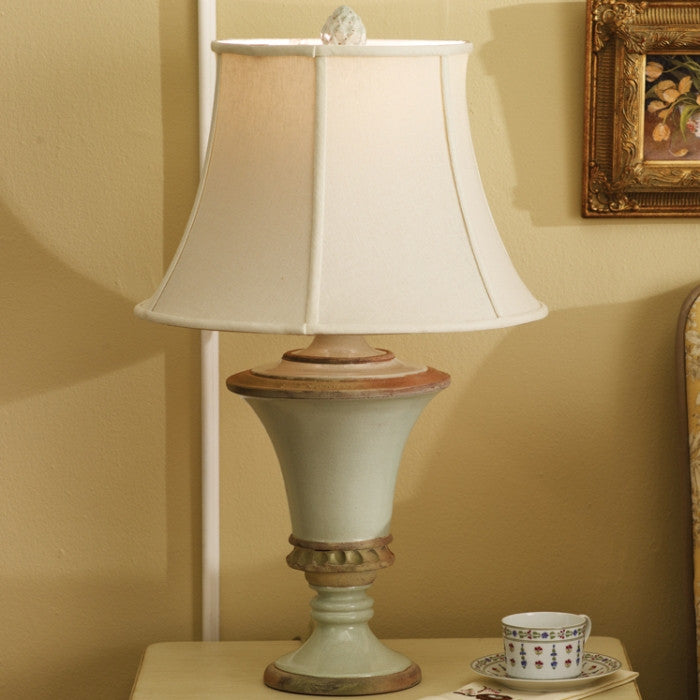 Aegean Pottery Table Lamp