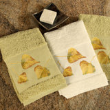 E12010 - Aspen Leaf Bath Collection