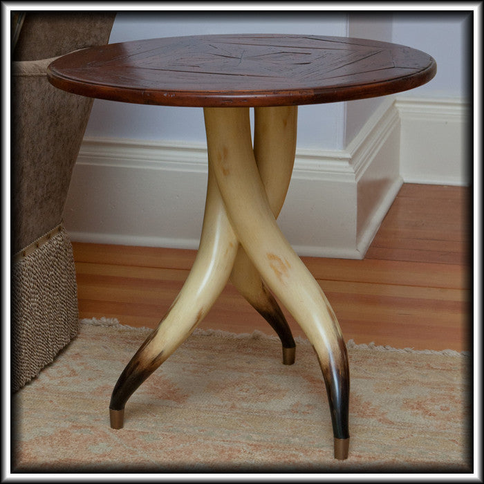 Bantu Lamp Table