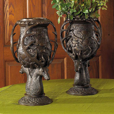 A99660 - Black Forest urn