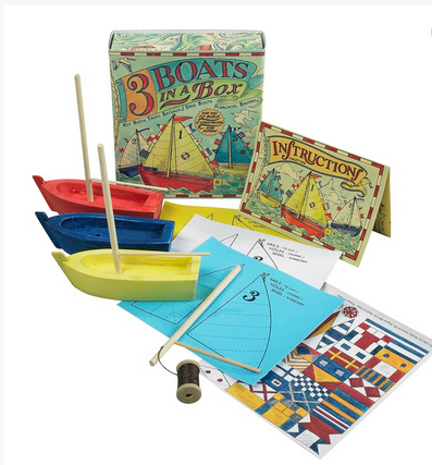 Boats in a Box Kit