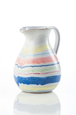 L01590 - Cantina Ceramic Pitcher