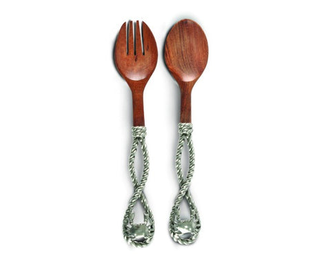 Crab & Rope Salad Servers