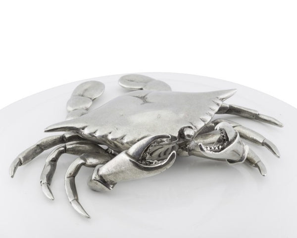 Crab Stoneware Canisters